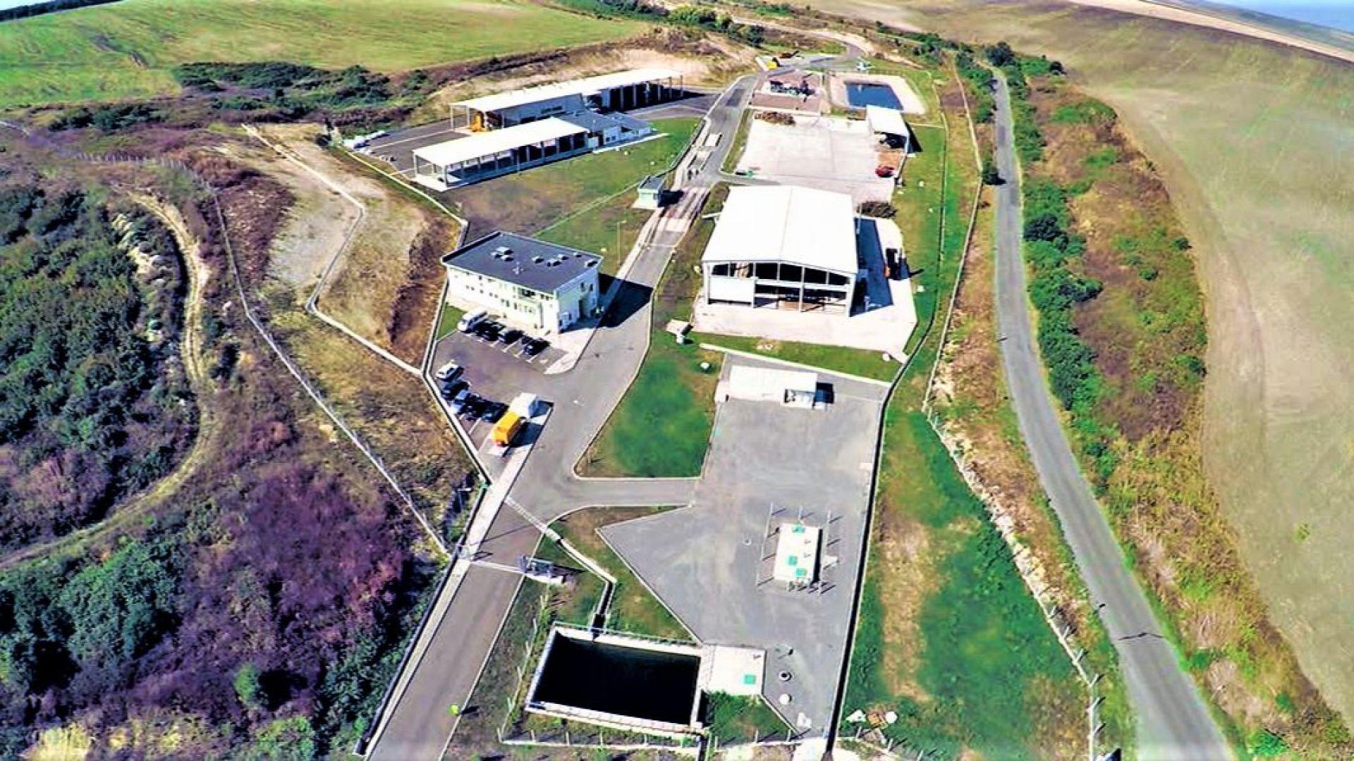В Бургас подписаха договор за изграждане на втората клетка на депото в Братово