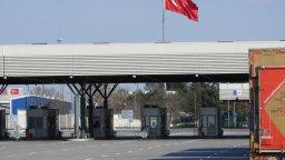 Турция отвори границата си, първите гастарбайтери тръгнаха