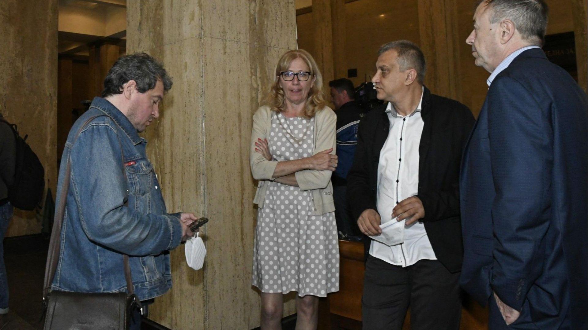 Тошко Йорданов и адвокатите