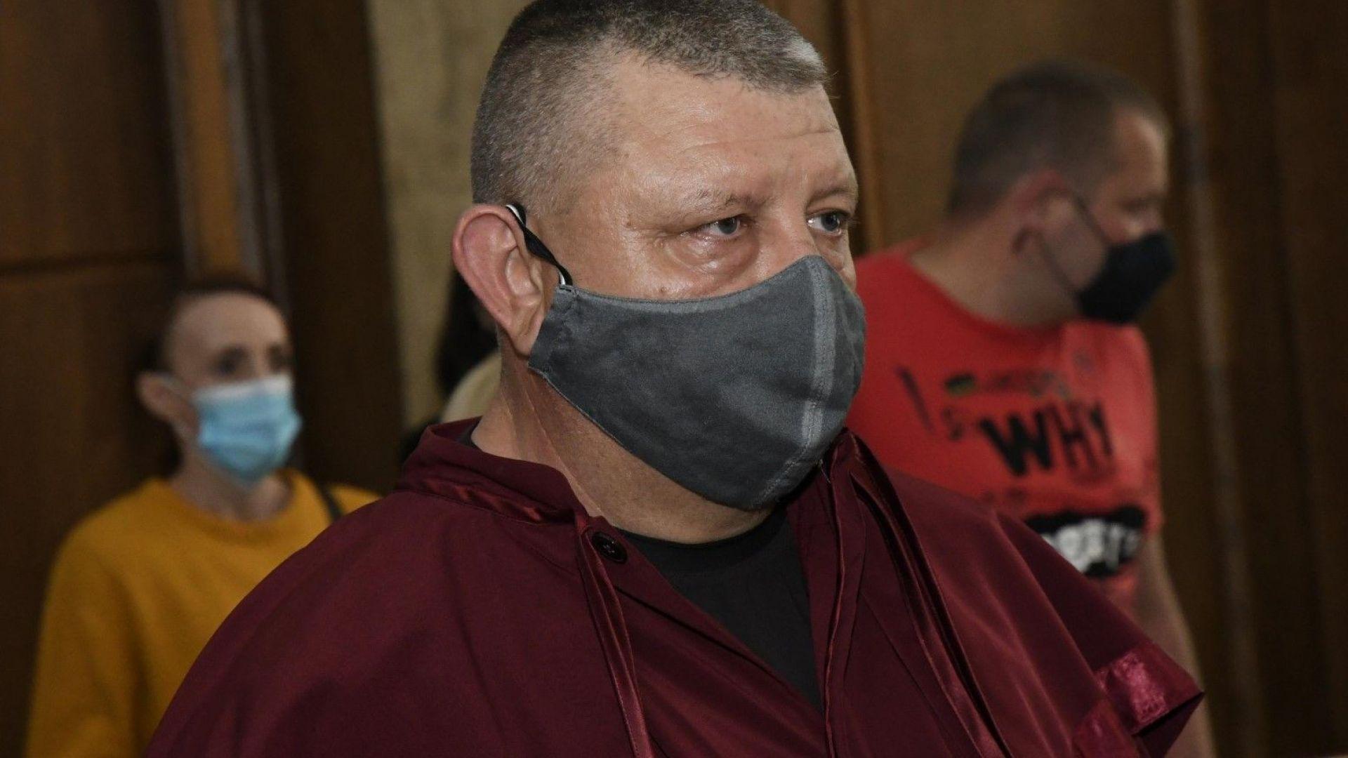 Прокурор Милен Ютеров