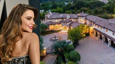 Вижте новия дом на София Вергара, струващ 26 млн. долара