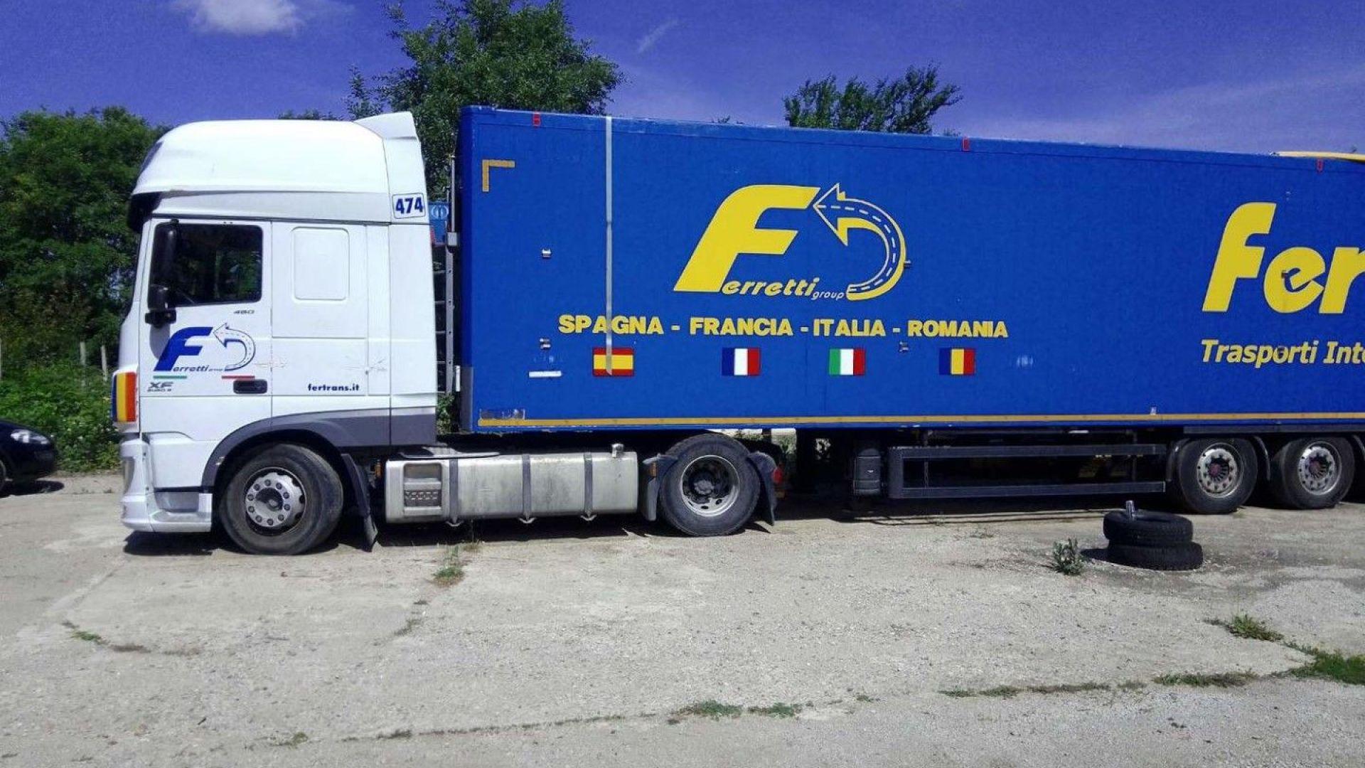 България върна в Италия пореден ТИР с пластмасови отпадъци