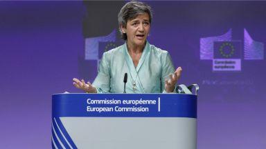 България е за пример по пътя към ERM II, заяви Борисов на Маргрете Вестегер