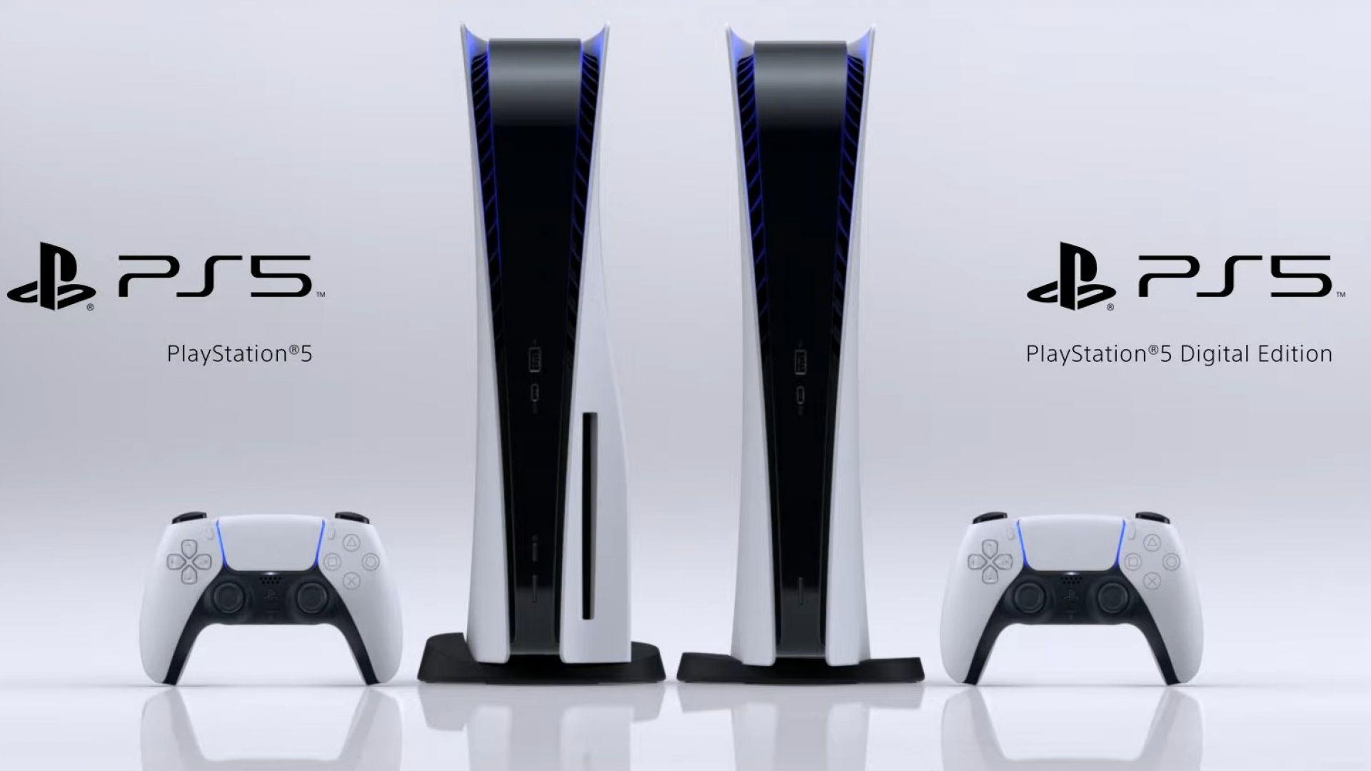 PlayStation 5 излиза на пазара на 12-ти ноември