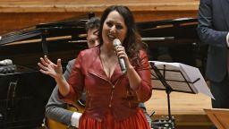 Вики Алмазиду и Милица Гладнишка с майсторски клас в памет на Милчо Левиев