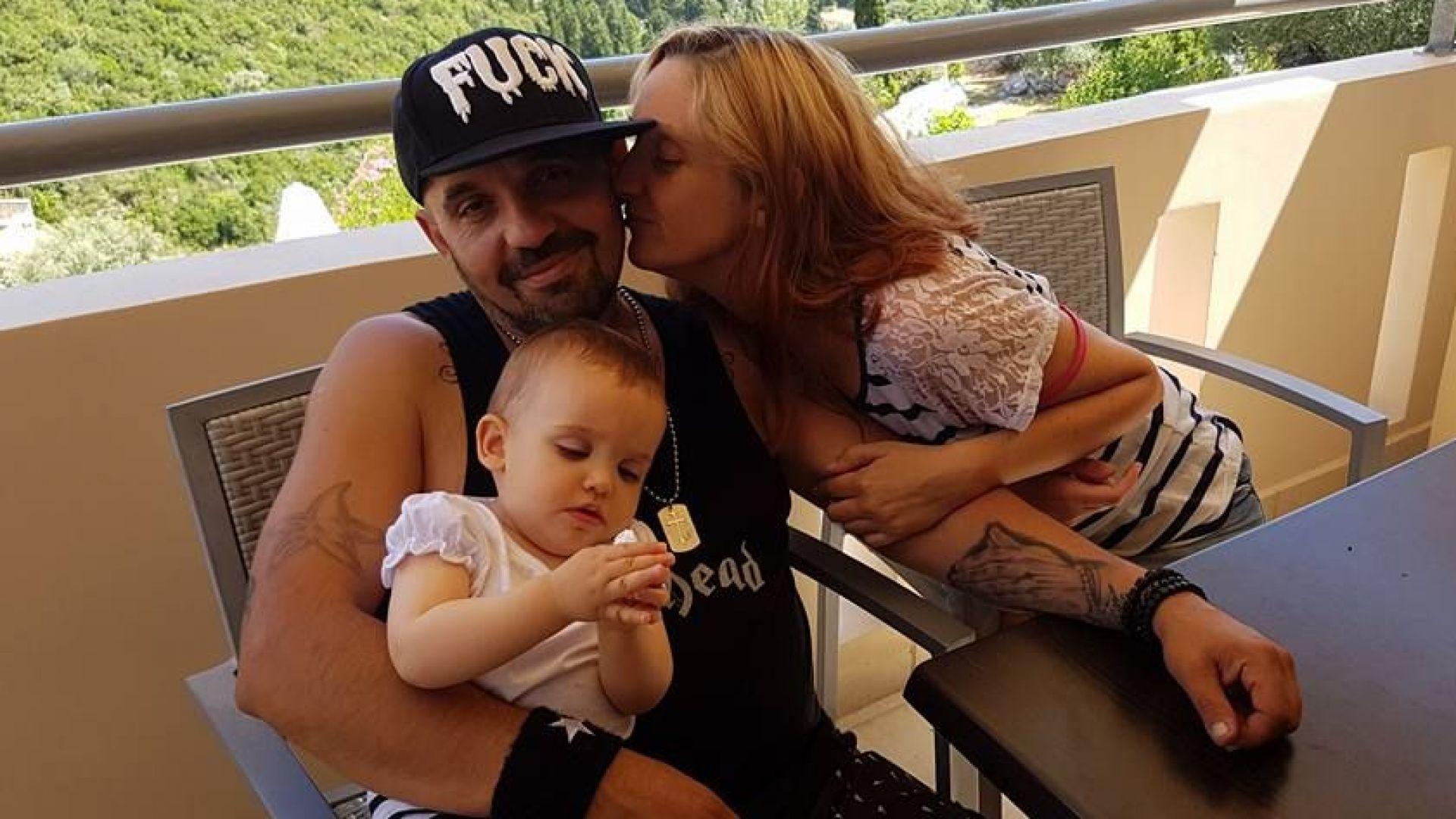 Дичо от D2 стана баща за втори път