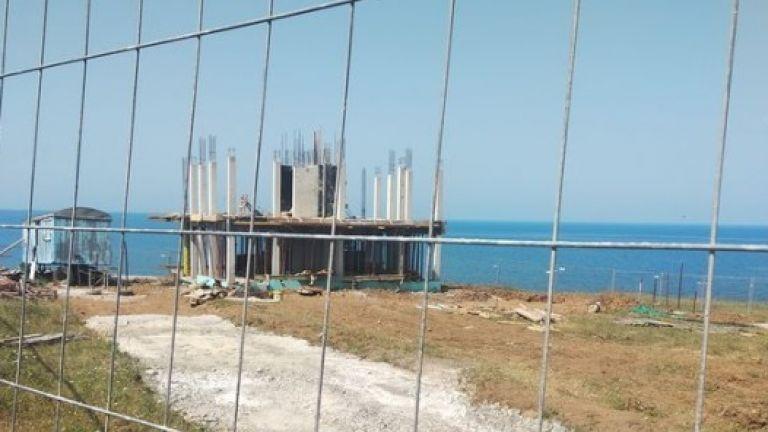 Прокуратурата погна свой за строежа край Синеморец