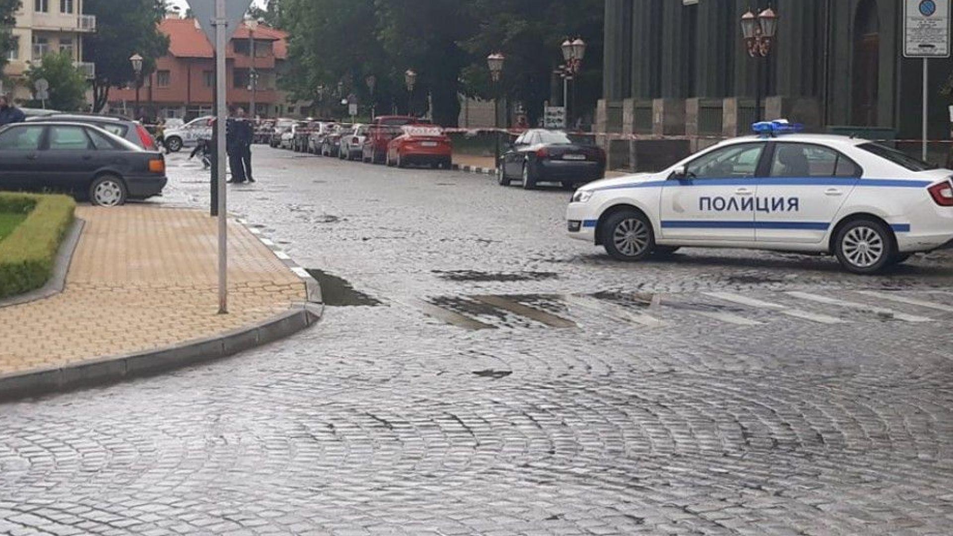 Дрогираният шофьор прегазил 2 пъти жената в Самоков. Търсят се кръводарители