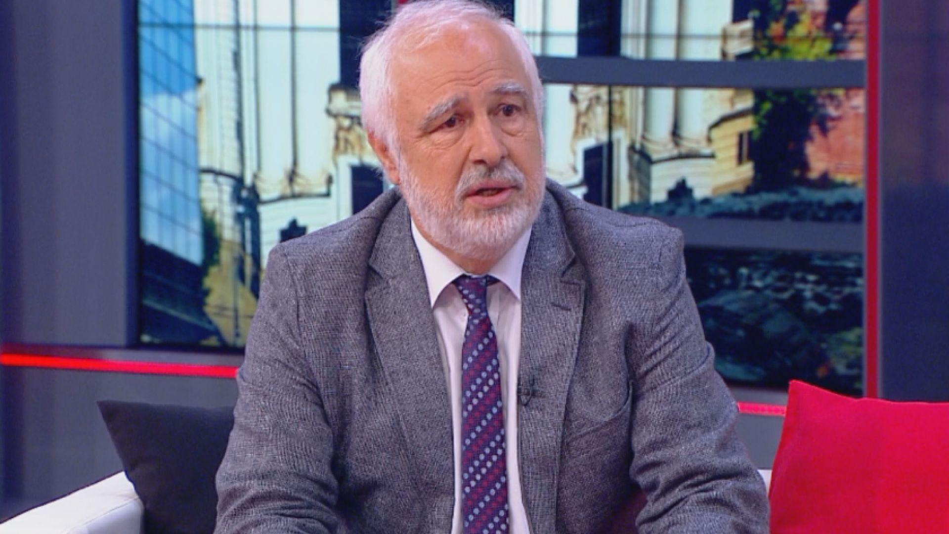 Вирусологът проф. Кълвачев: Създаването на имунен вал сред населението ще ограничи вируса