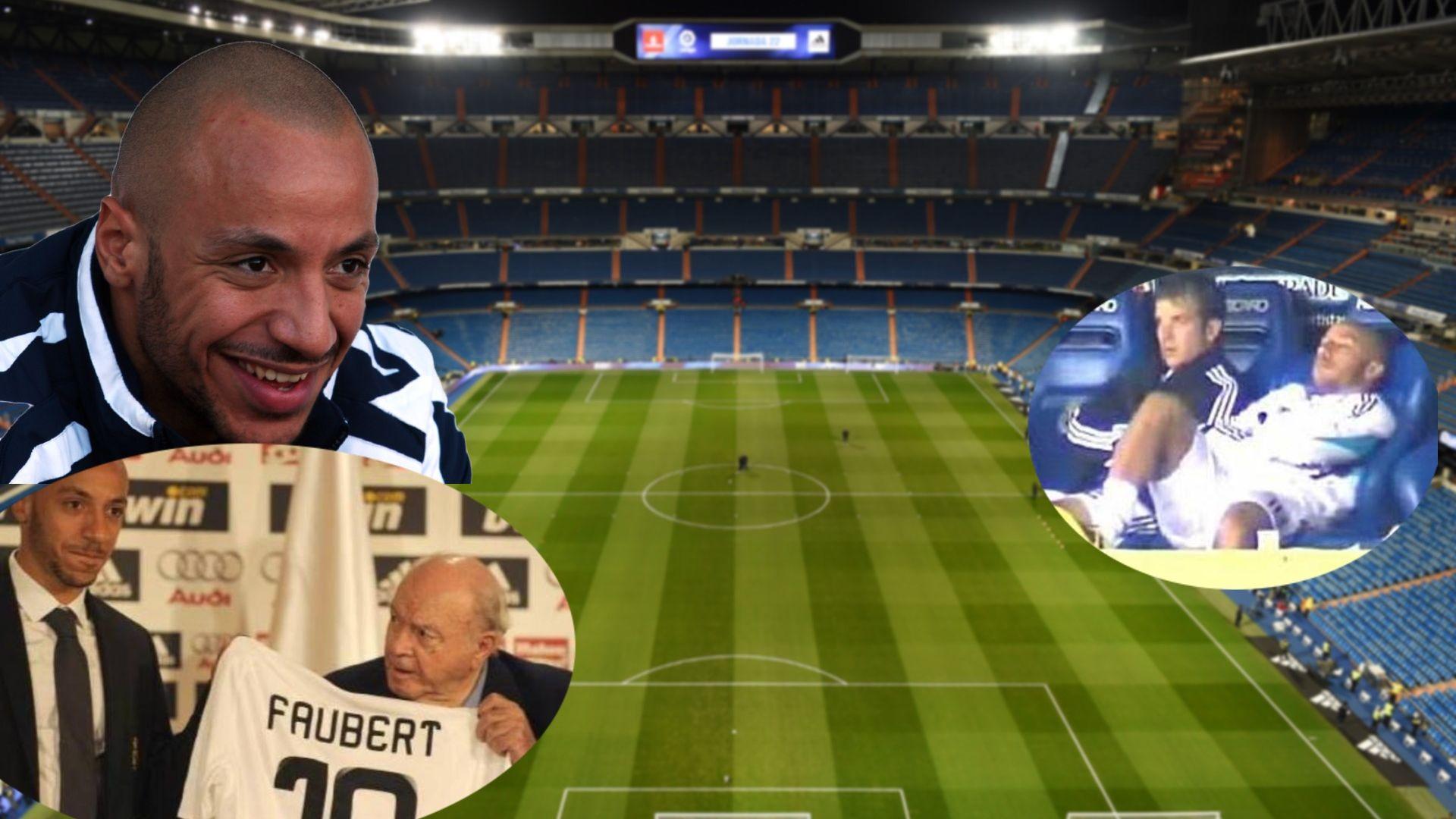 Митичният Жужу наследи номер 10 от Зидан и заспа от скука на скамейката на Реал