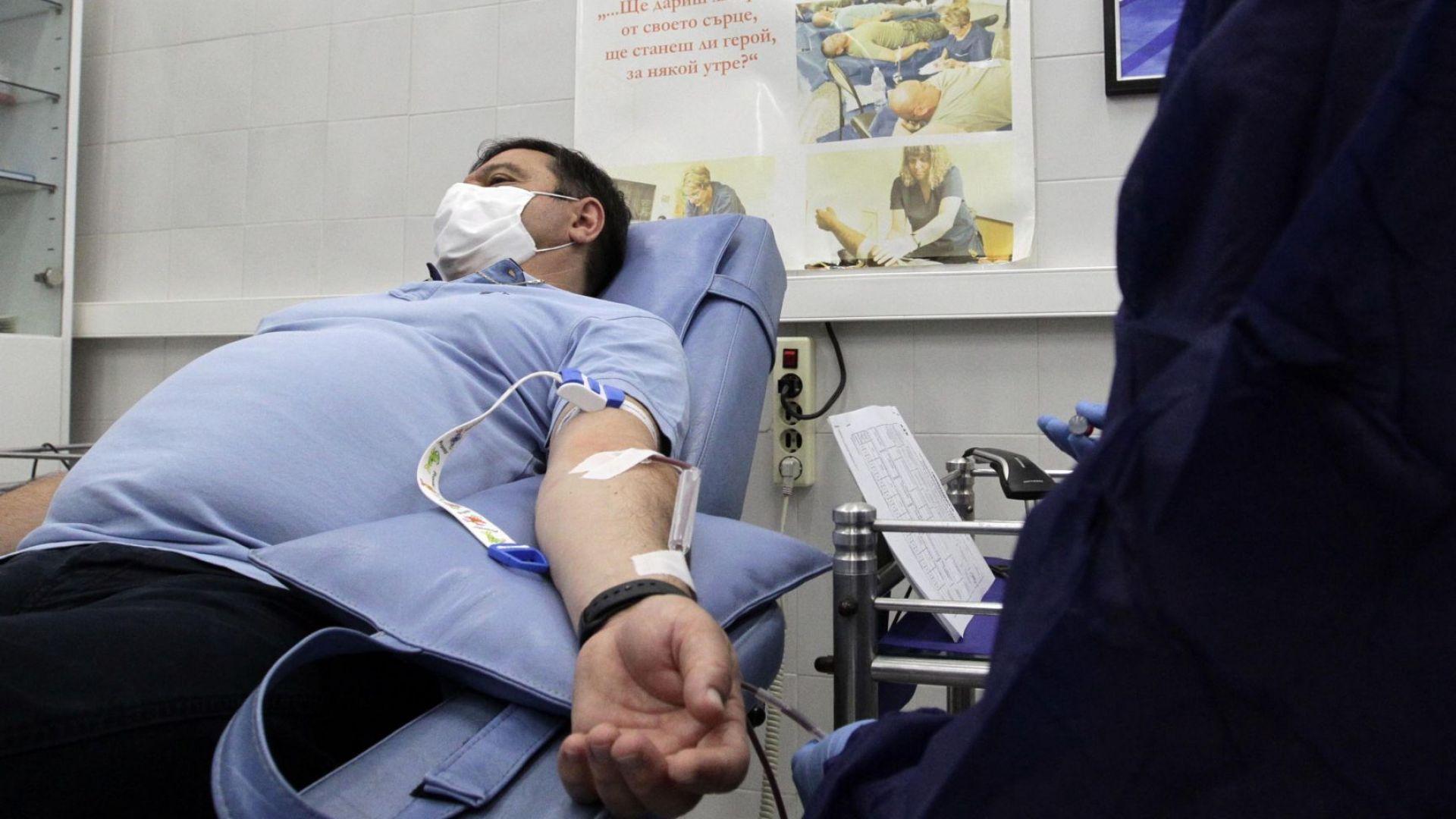 Няма достатъчно кръводарители във Варна