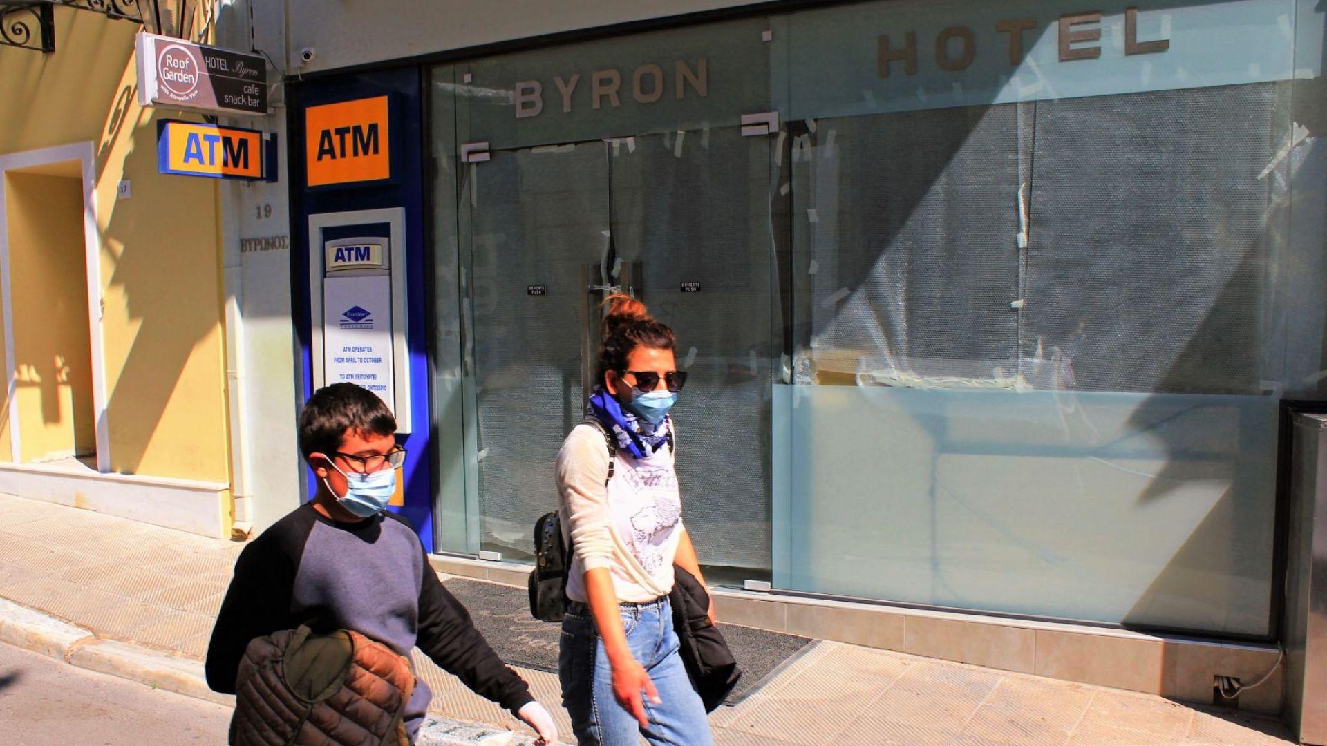 Първи ден след карантината: Гърция посреща туристите, но 60% от хотелите са затворени
