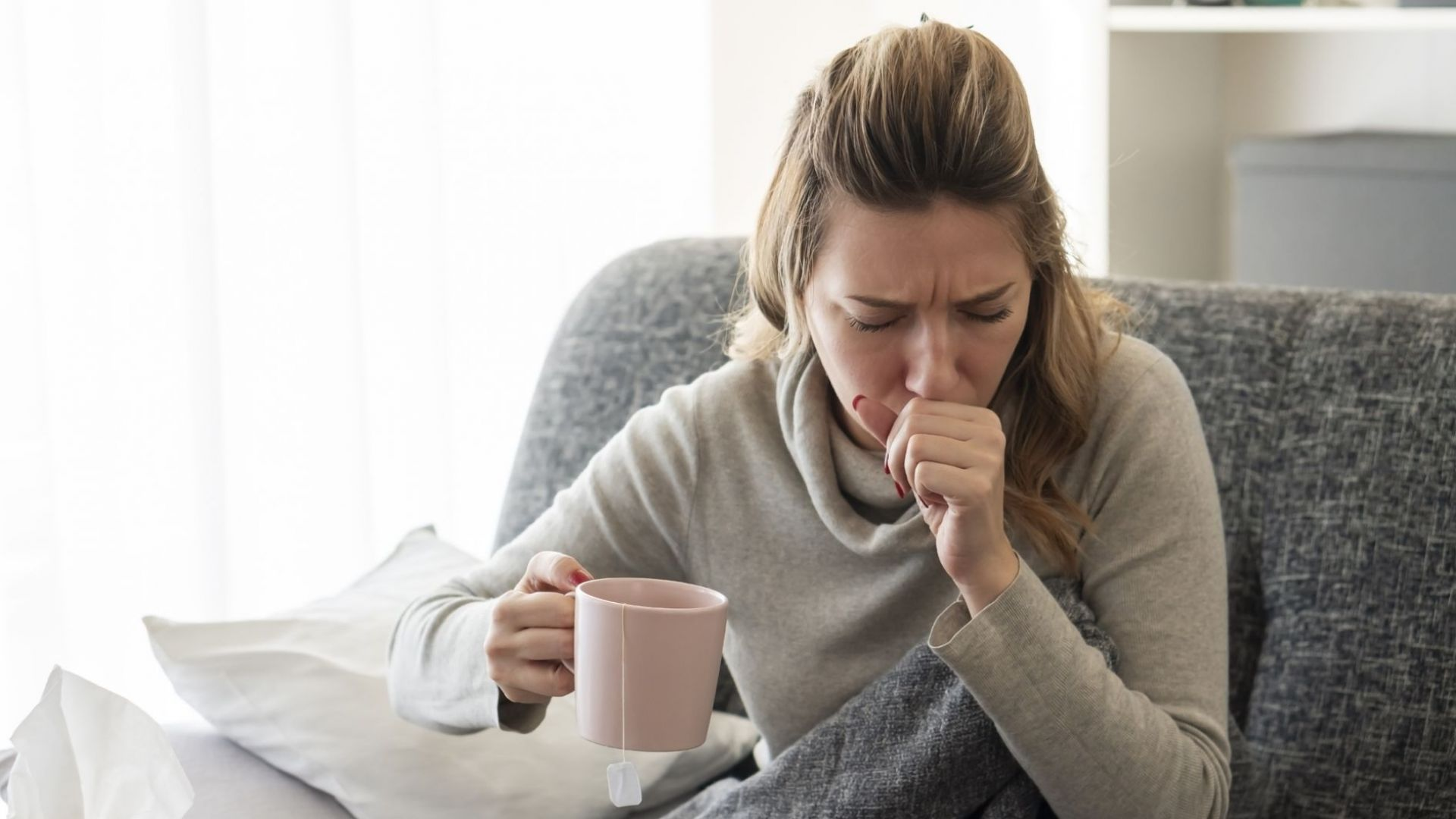 Кашлицата не издава болестта