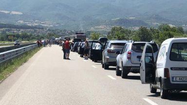 Огнище на коронавирус на границата на Гърция с България