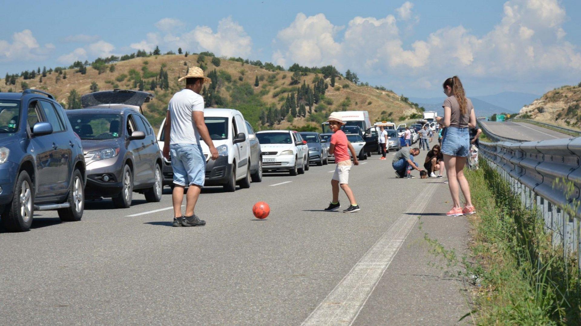 Сърбия е изпратила официално питане до гръцките власти относно преминаването