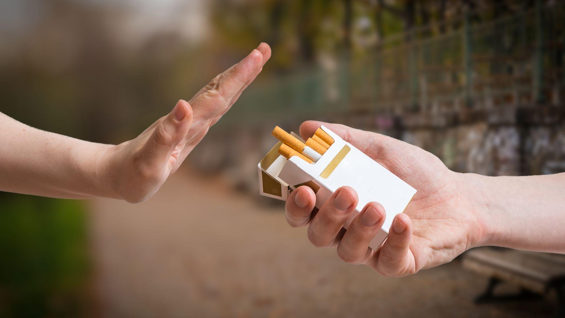 С най-ниско потребление на незаконни цигари сме в ЕС
