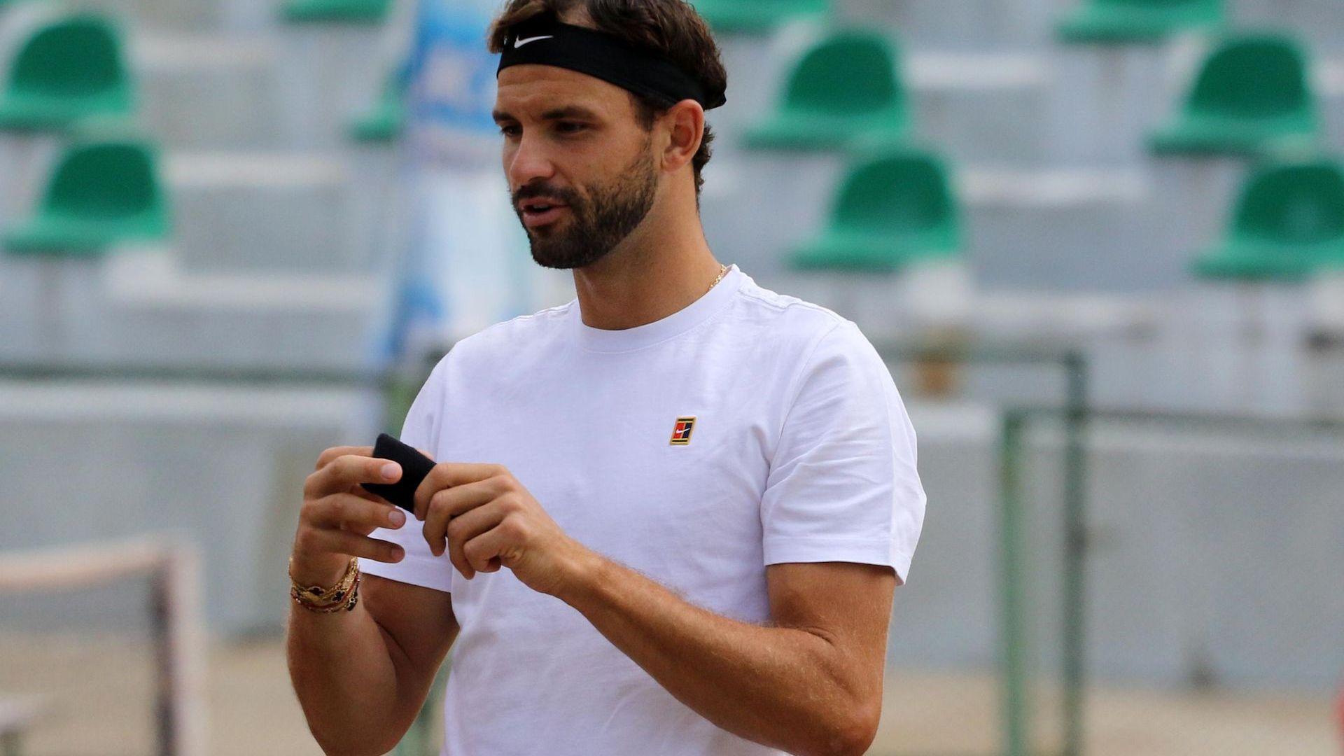 Григор също не е сигурен дали ще играе на US Open