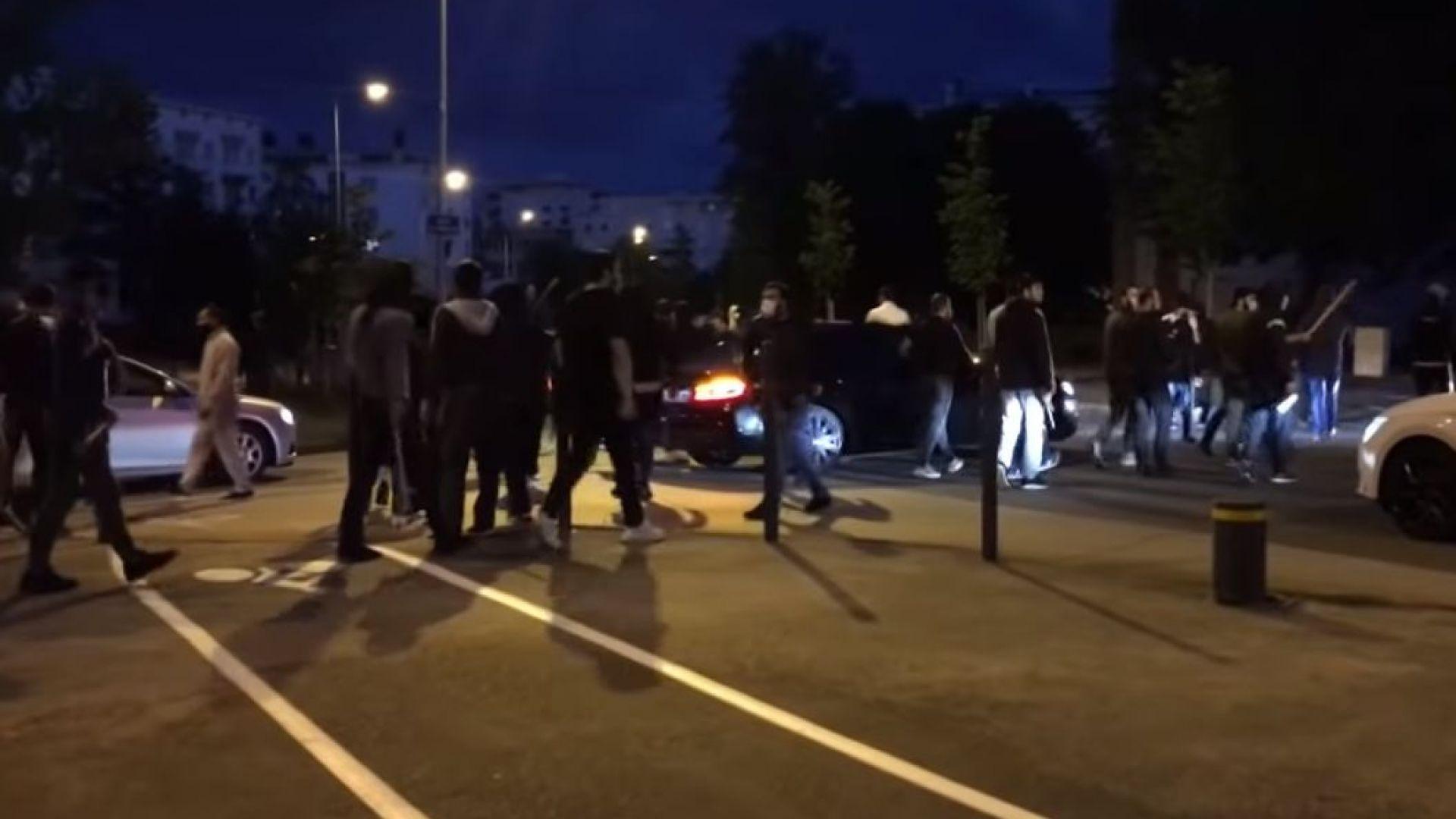 Четвърти ден сблъсъци с чеченци в Дижон