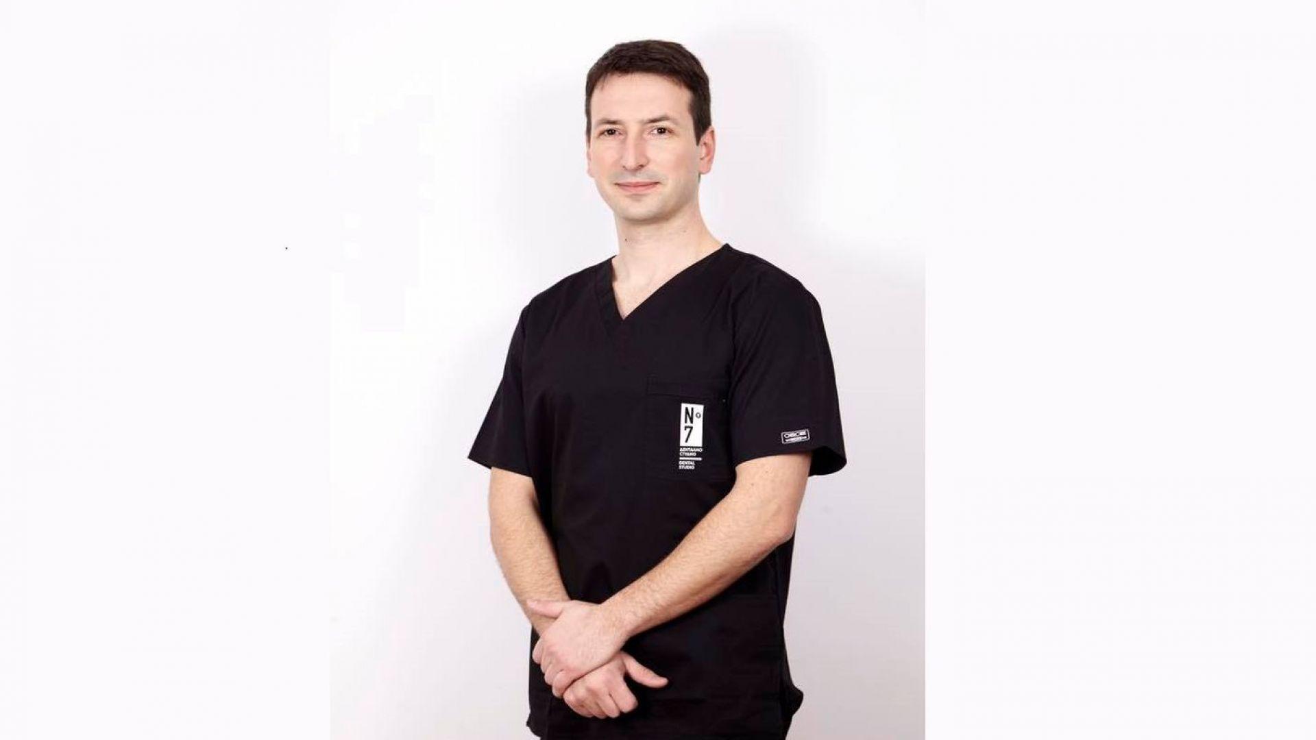 Д-р Иван Станчев: Заведете детето си на стоматолог още с поникването на първите зъби