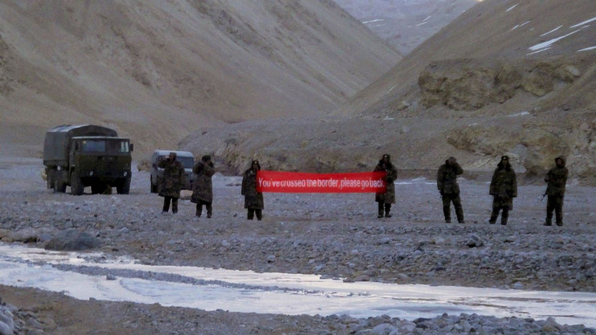 Двайсет индийски войници са загинали в сблъсък с китайски военни