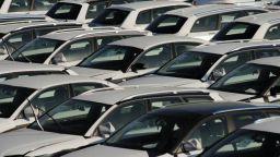 Исторически спад в продажбите на нови коли в Европа