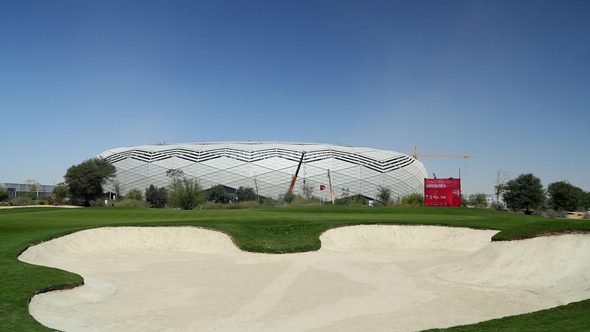 """Катар завърши трети стадион за Мондиала, нерече го """"Диамант в пустинята"""""""