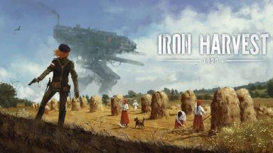 Излезе ново геймплей видео към Iron Harvest