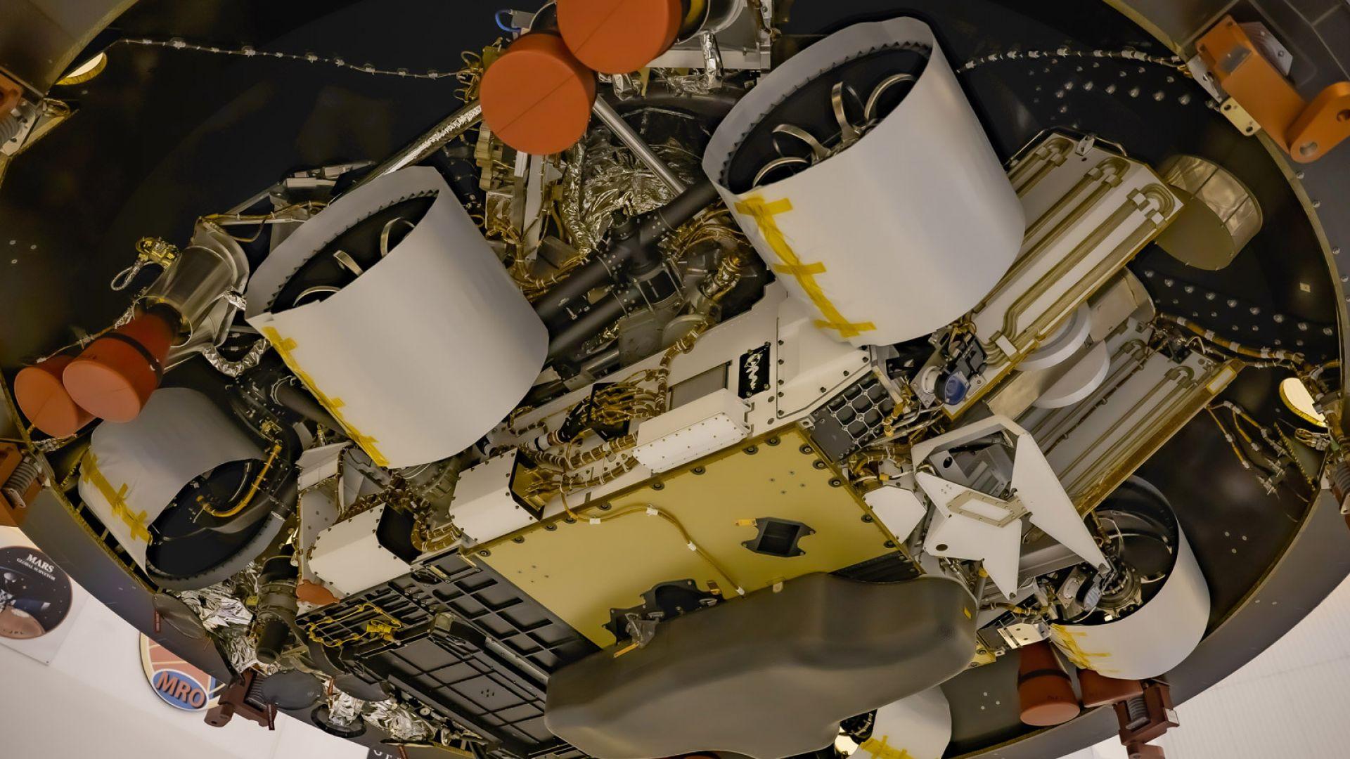 НАСА изпраща на Марс благодарности към медиците, борили се с Covid-19