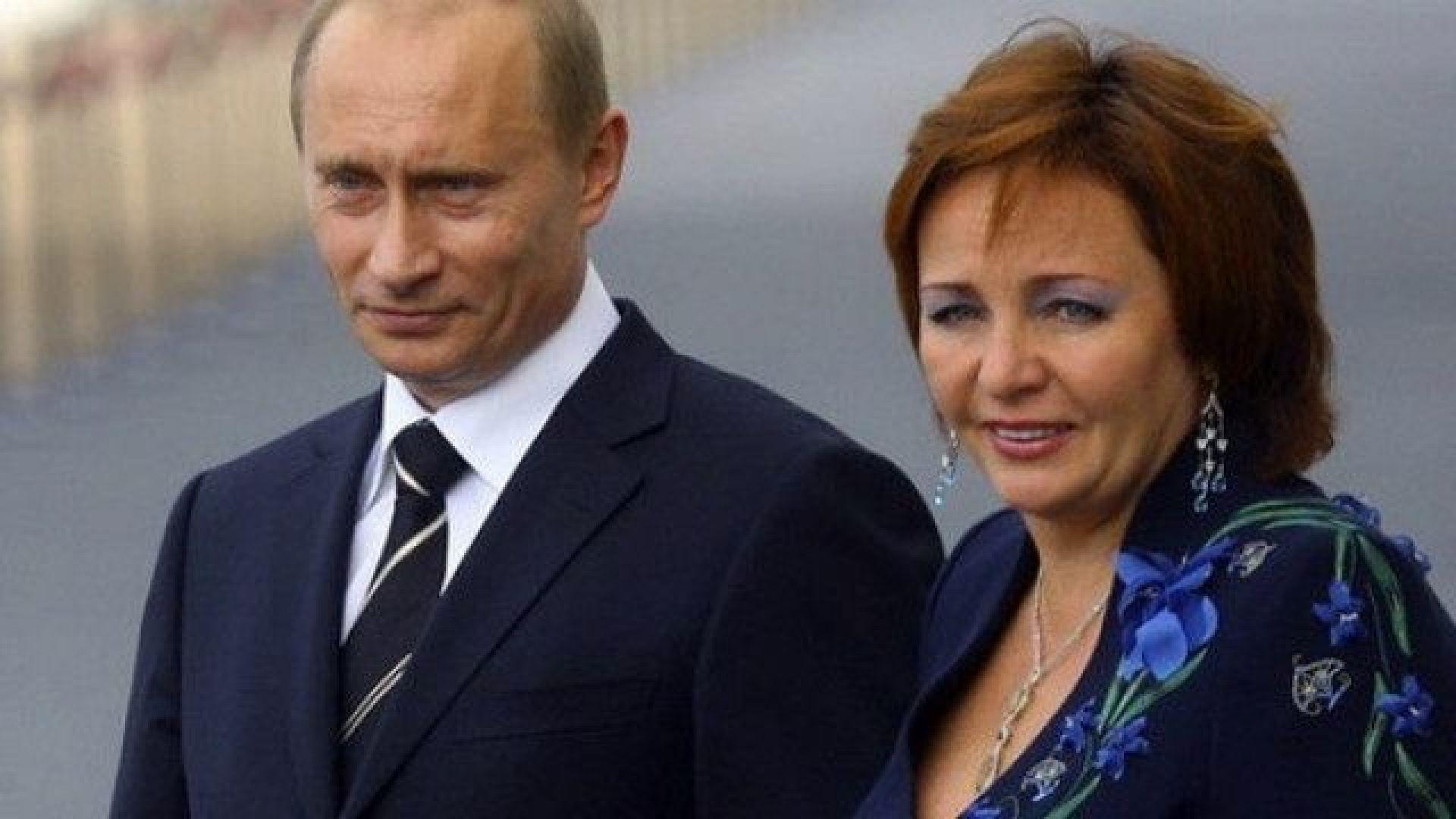 Как живее бившата жена на Путин сега?