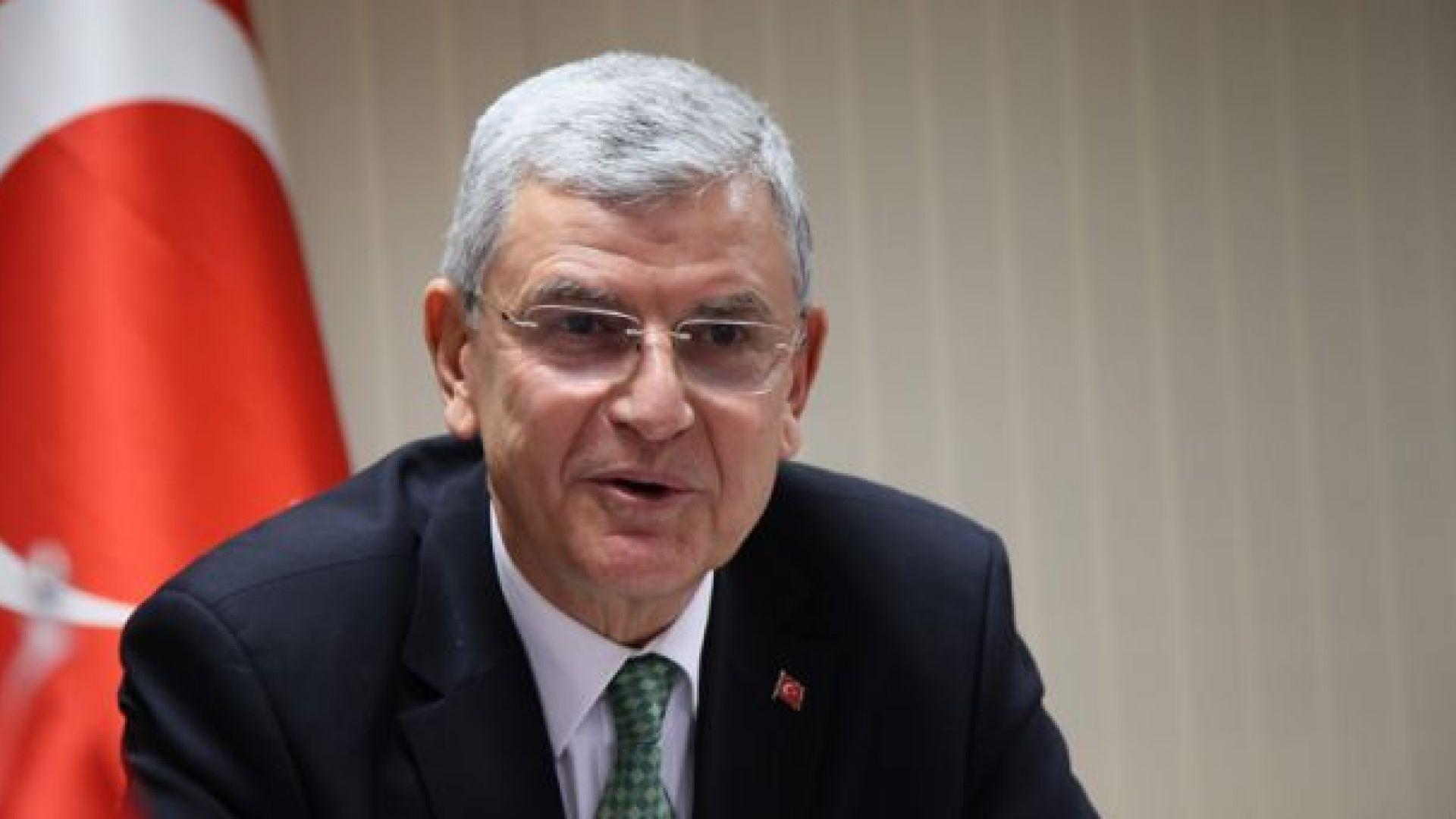 За пръв път турчин става председател на Общото събрание на ООН