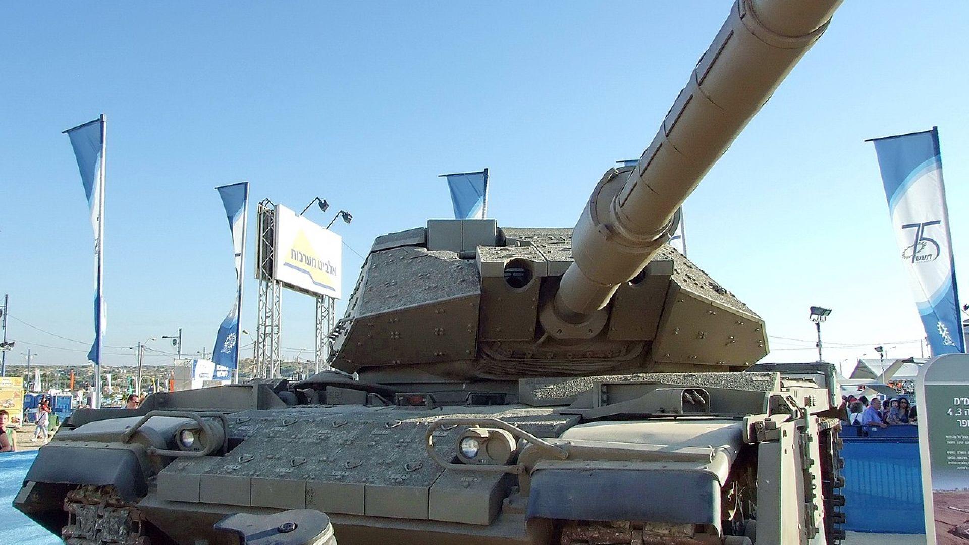 Как Турция модернизира танк от 60-те години на миналия век