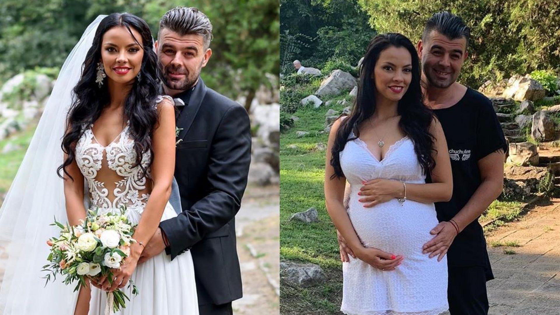 """""""Мис България 2003"""" Райна Налджиева очаква първото си дете"""