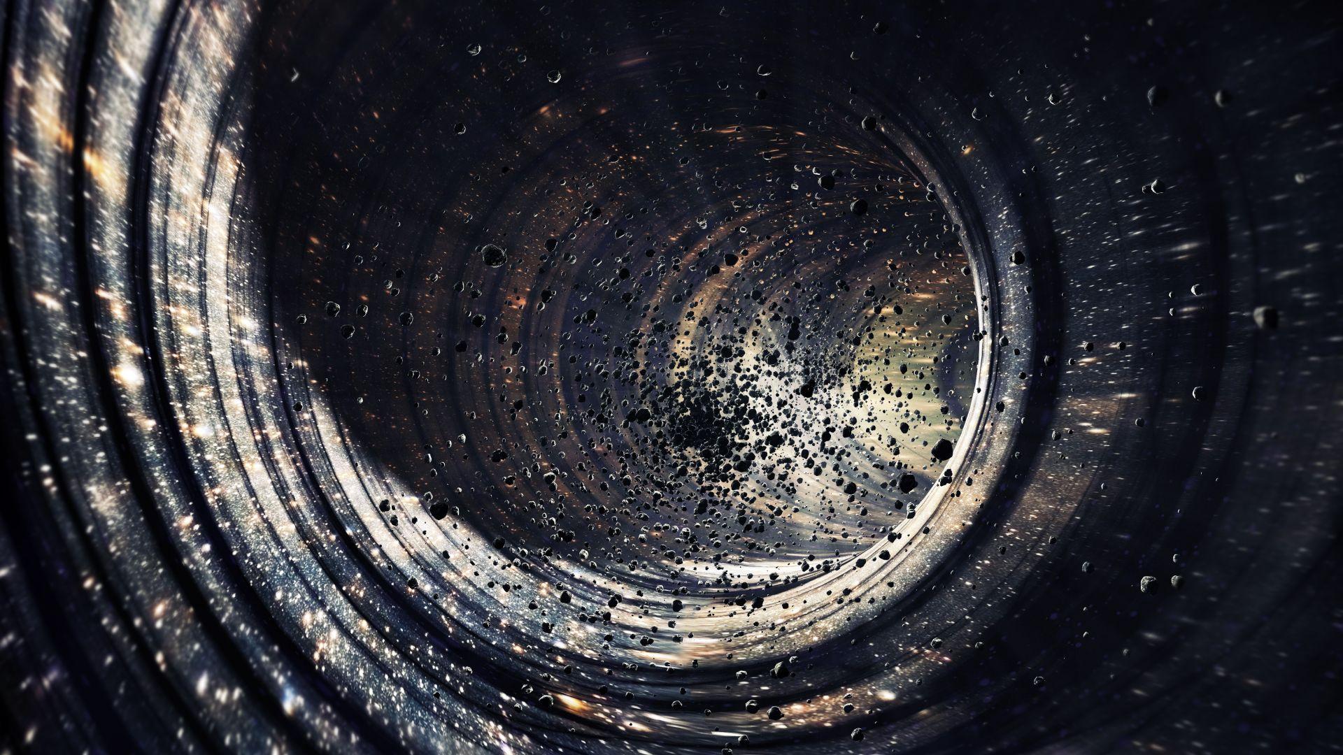 Експеримент в търсене на тъмната материя произведе необясним сигнал