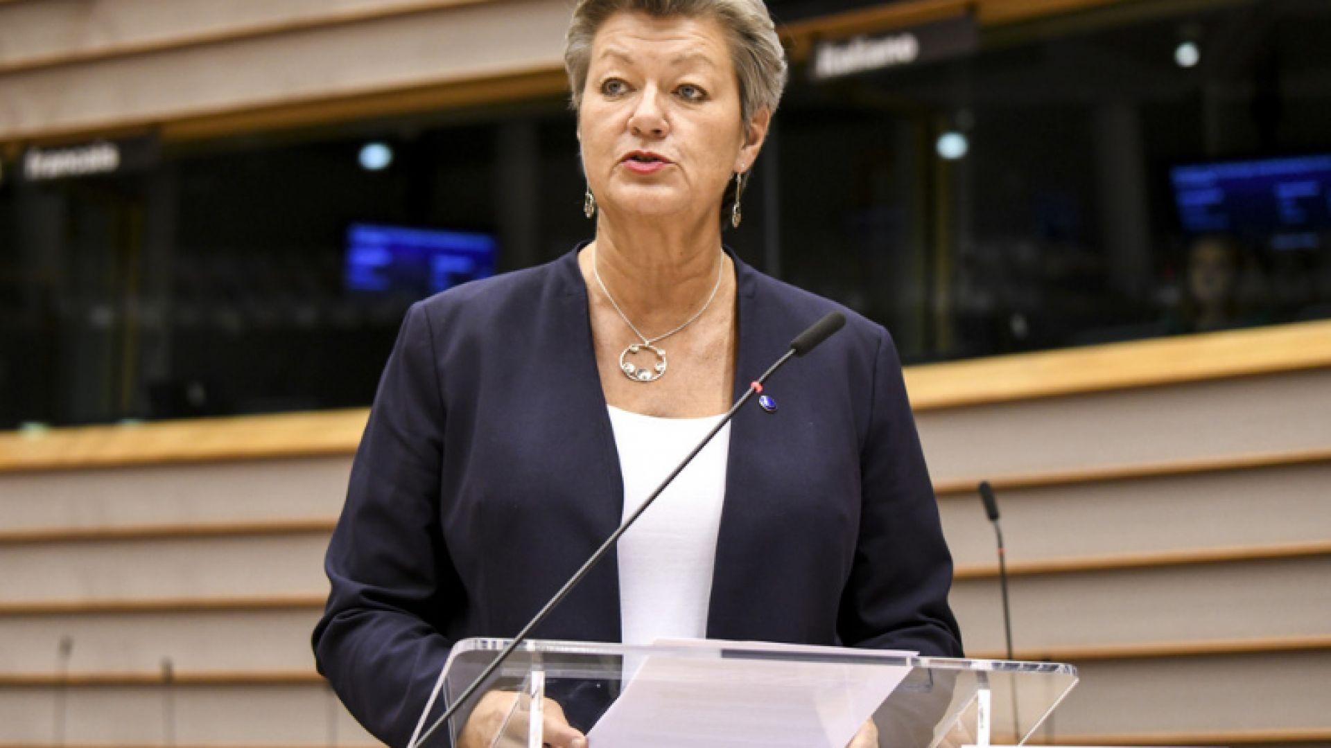 Еврокомисарят по вътрешните работи поиска решение за приемане на страната ни в Шенген