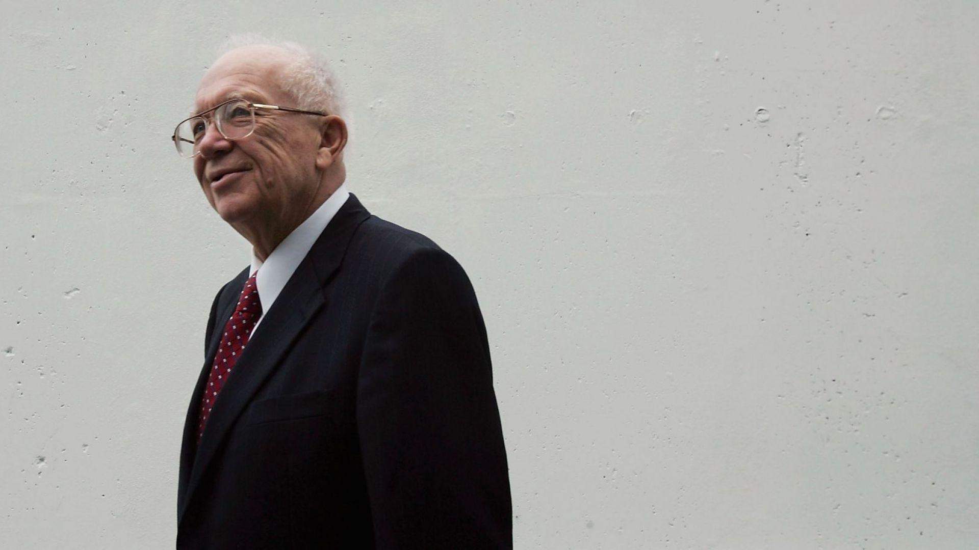 Синът на Никита Хрушчов - Сергей, почина в САЩ