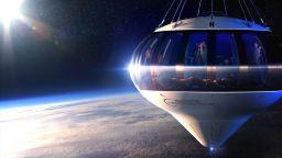 Стартъп ще изпраща хора до границата на космоса с балони