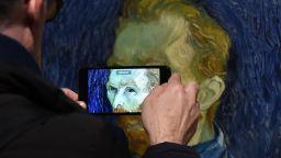 Излязоха снимки на откраднатата картина на Ван Гог, доказващи, че все още е невредима