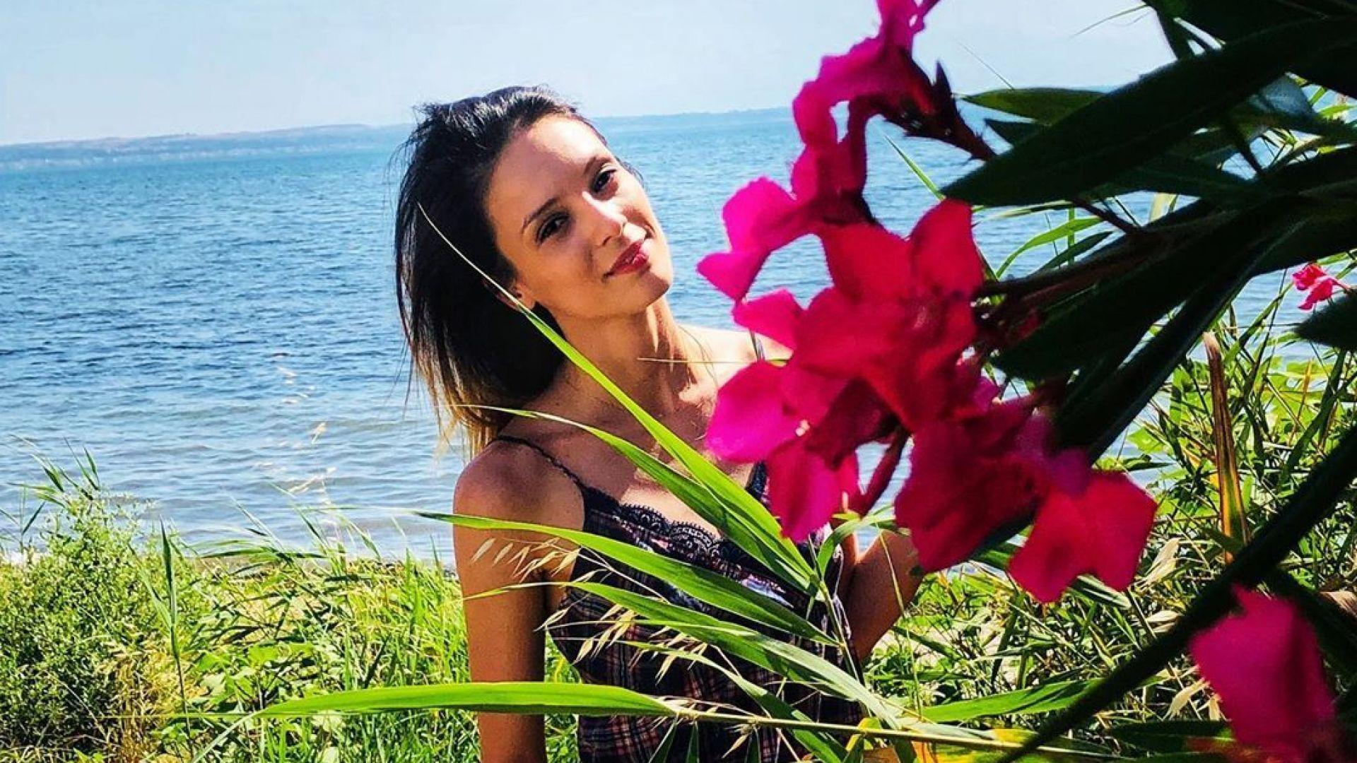 Луиза Григорова остана на магистралата по път за морето, чака майка си да я прибере у дома