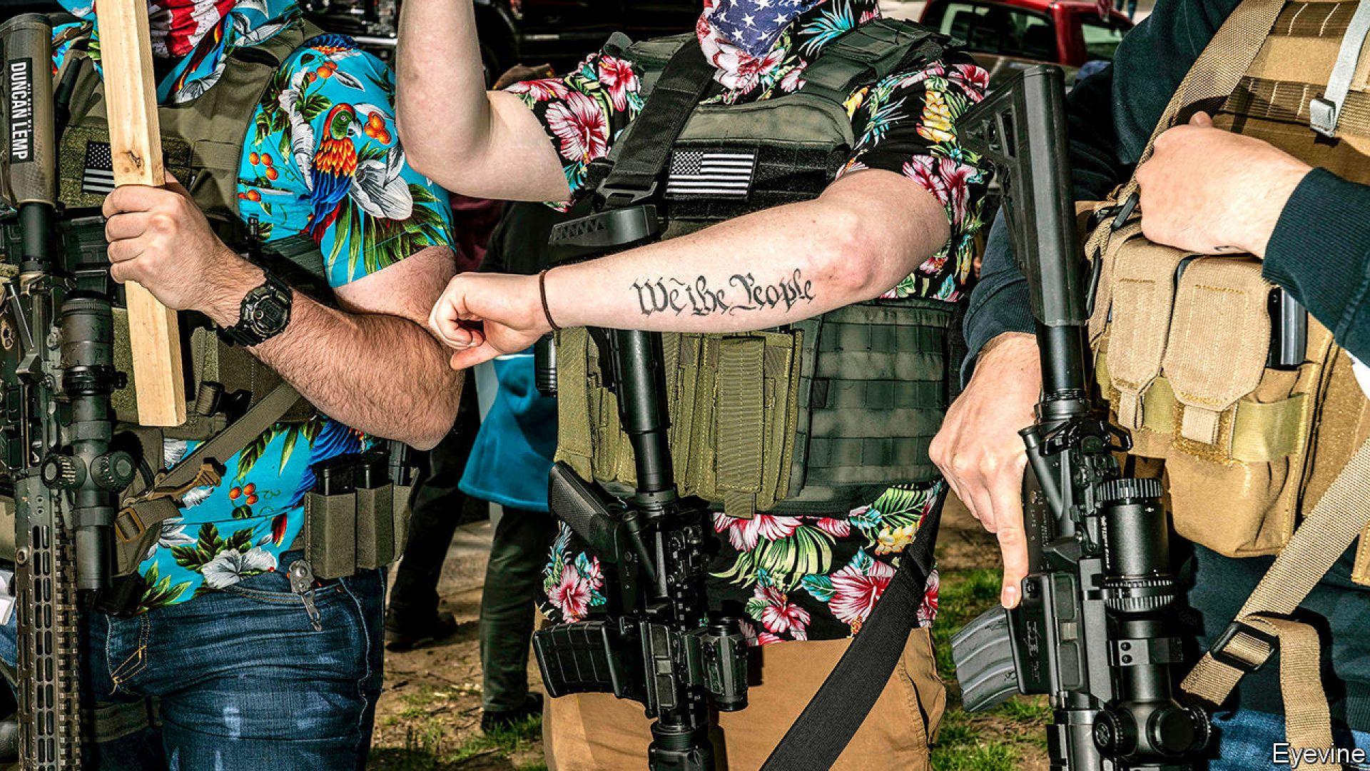 """Движението """"Бугалу"""" - нова екстремистка заплаха в САЩ (видео)"""