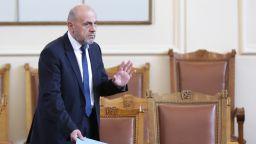 Томислав Дончев: Има нужда от рестарт, а оставането на ГЕРБ в МС е вредно