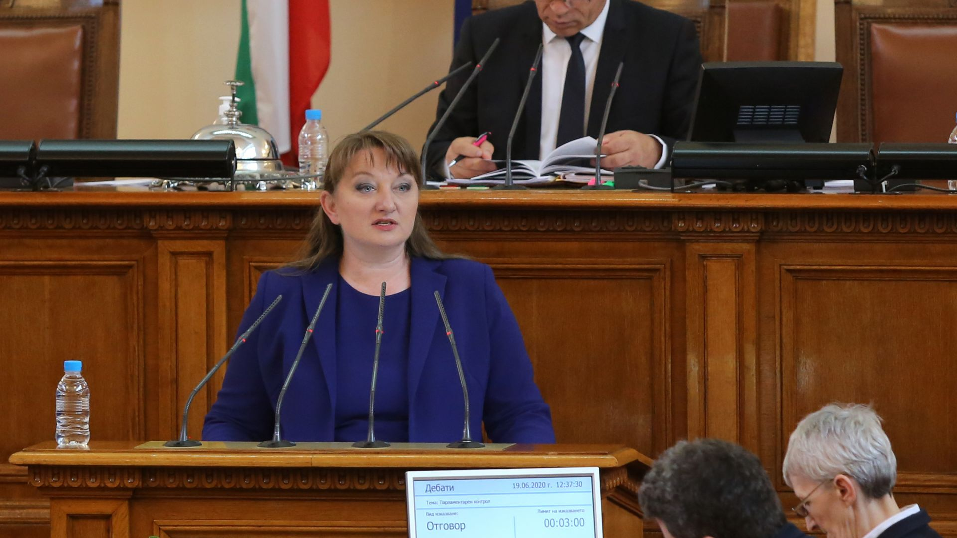 Деница Сачева: Опозицията ни е мафията, отправят се знаци към цялото правителство