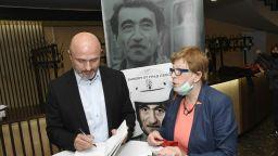 Георги Тошев представи книгата си за Георги Парцалев