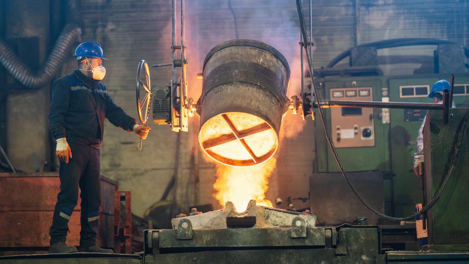 Русия е повишила над 14 пъти производството на злато