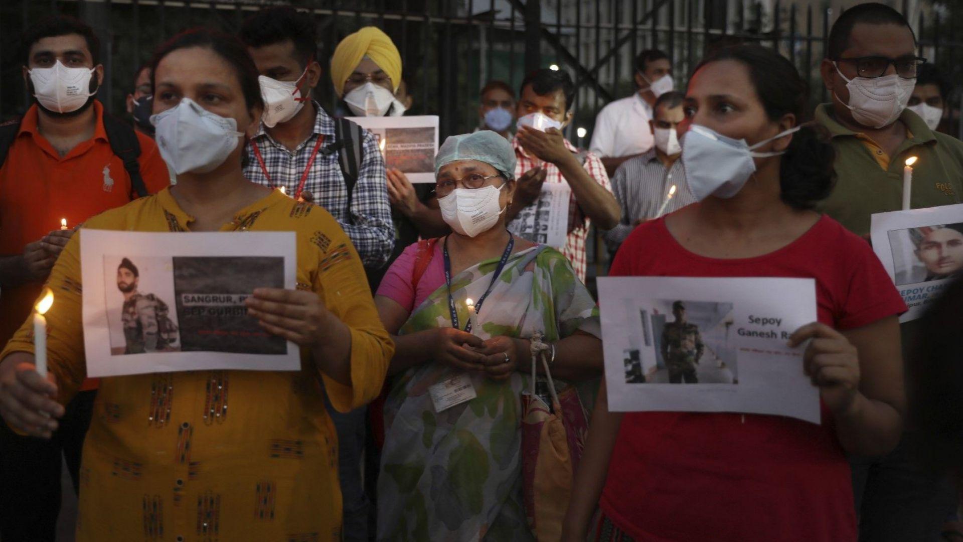 """След """"войната"""" без изстрели Китай поиска хималайска долина, Индия е разгневена"""
