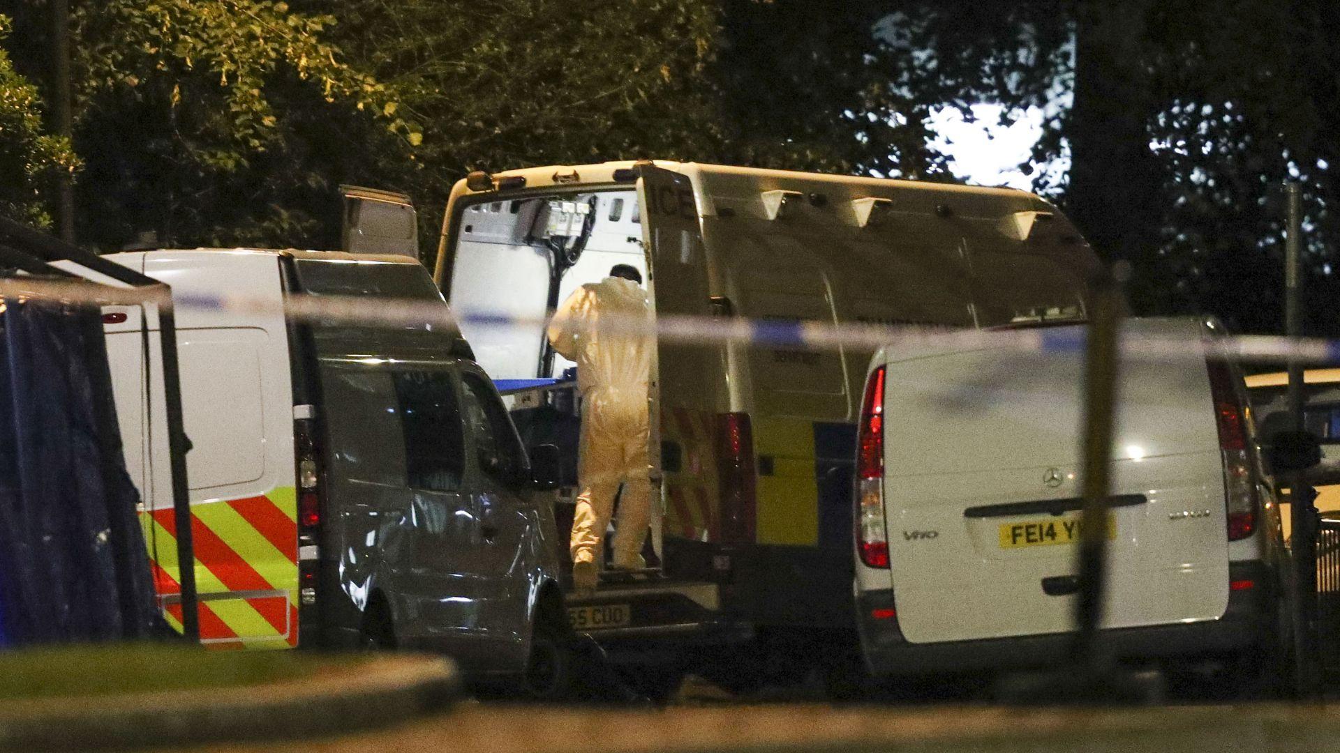 Полицията обяви нападението в Рединг за терористичен акт