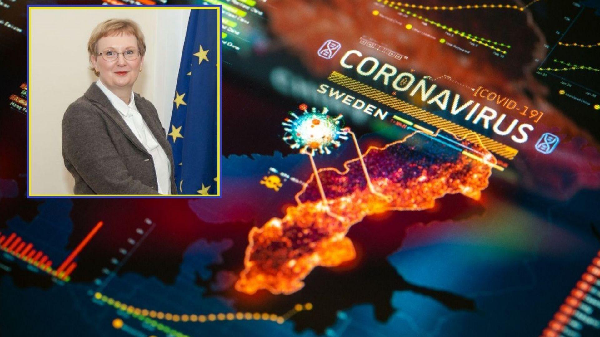 Посланикът на Швеция у нас: Ще отнеме години, преди да знаем  кой се е провалил с COVID-19