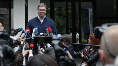 """Вучич: """"Велика Албания"""" е заплаха за всички"""