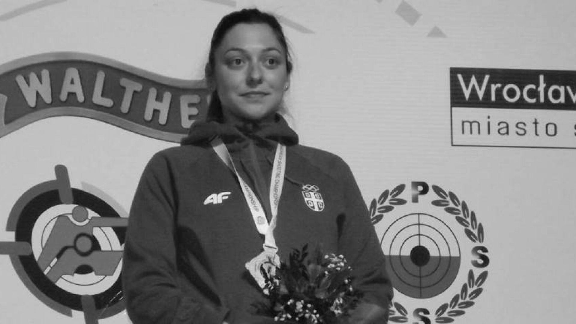 Световна и 8-кратна европейска шампионка си отиде едва на 30