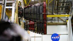 НАСА може да преосмисли плановете си за Луната след преустановения тест на ракетни двигатели