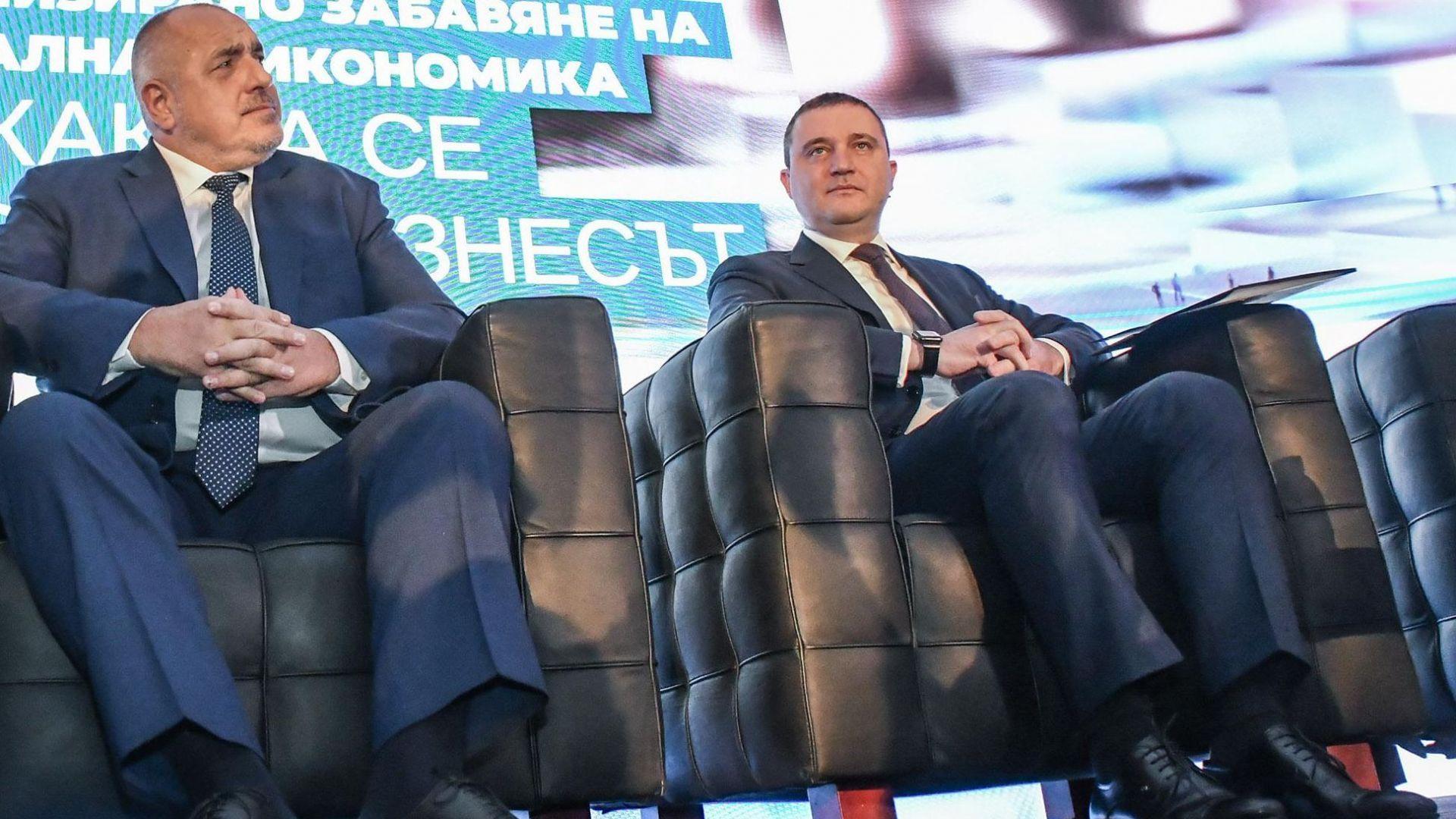 Разпитаха Борисов, Горанов и Стоянова по разследването срещу Божков